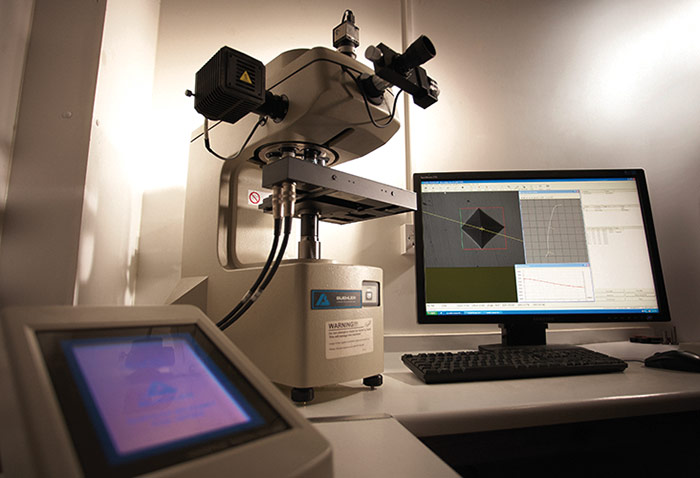 Automatic Hardness Testing Equipment