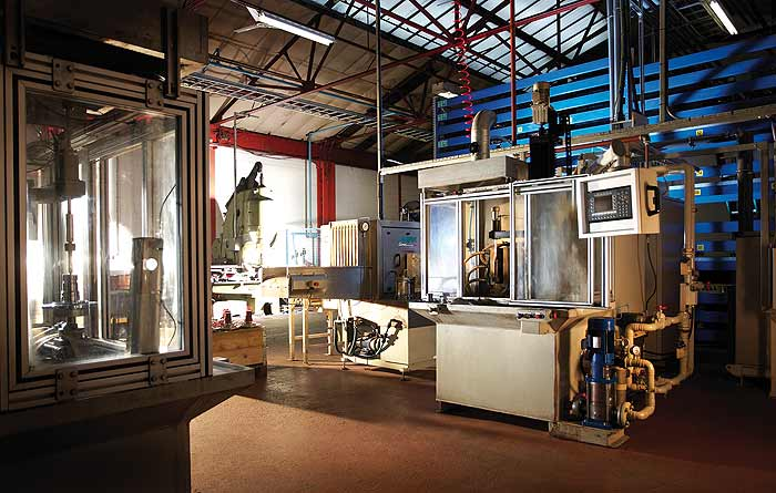 Induction Hardening Machines at out Meltham plant
